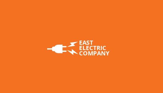 Modern Electrician Business Card Template.jpe
