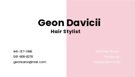 Modern Salon Business Card Template.jpe