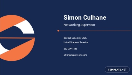 Networking Business Card Template 1.jpe