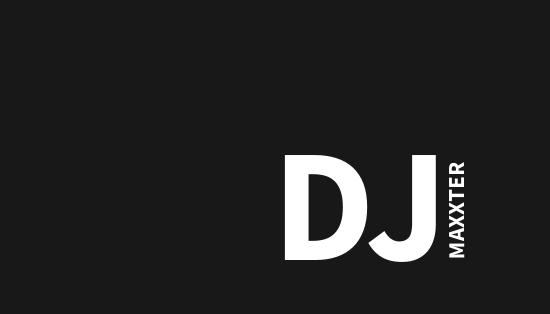 Modern DJ Business Card Template.jpe