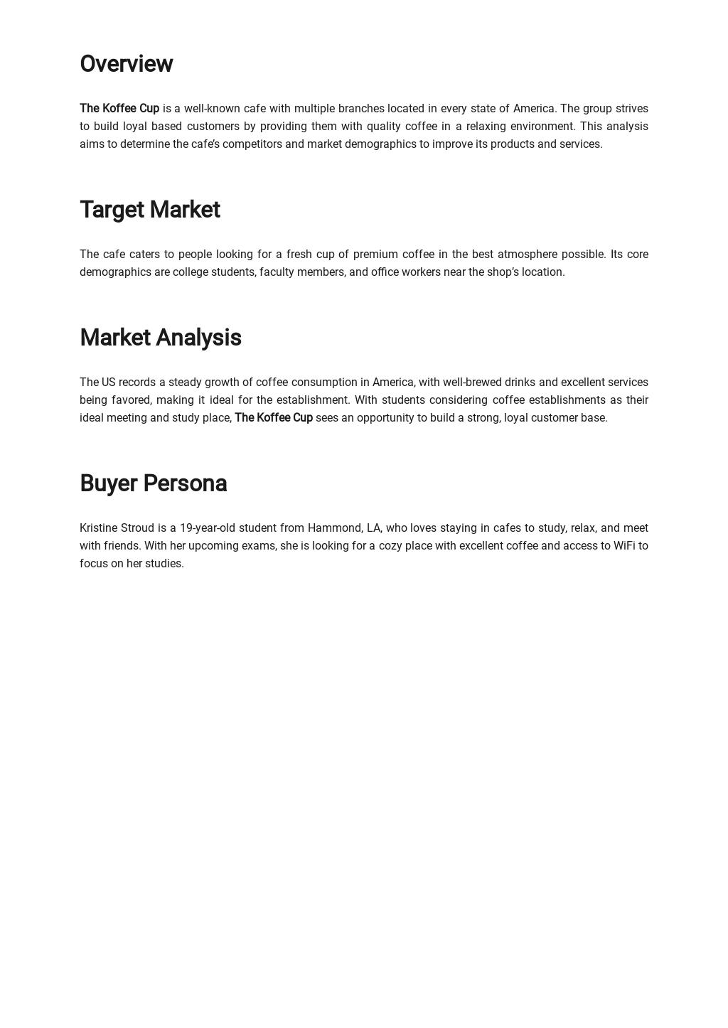 Target Market Analysis Example 1.jpe