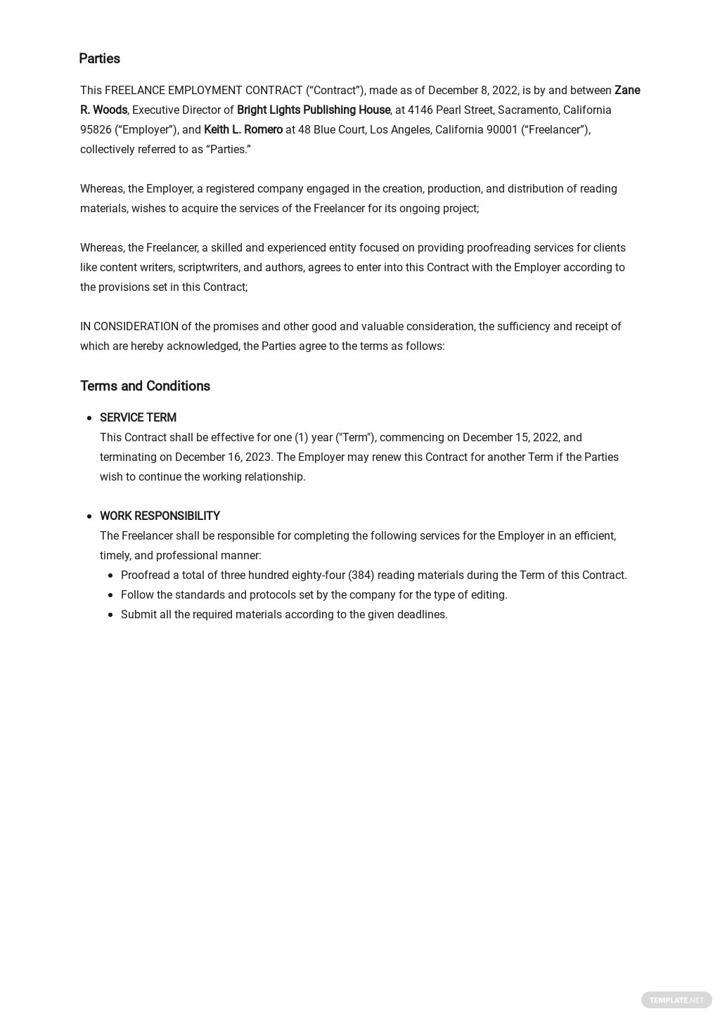 Freelance Employment Contract Template  1.jpe