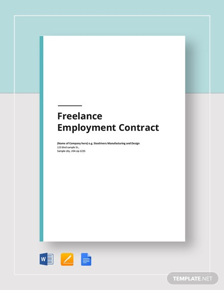 Freelance Employment Contract