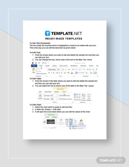Company Analysis Report Instructions