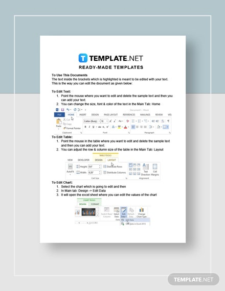 Annual Credit Report Form Instructions