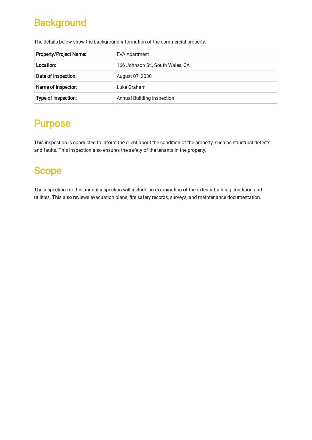 Building Inspection Report Sample Template 1.jpe