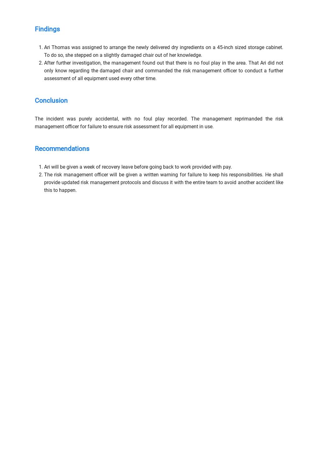 Employee Incident Report Template 2.jpe