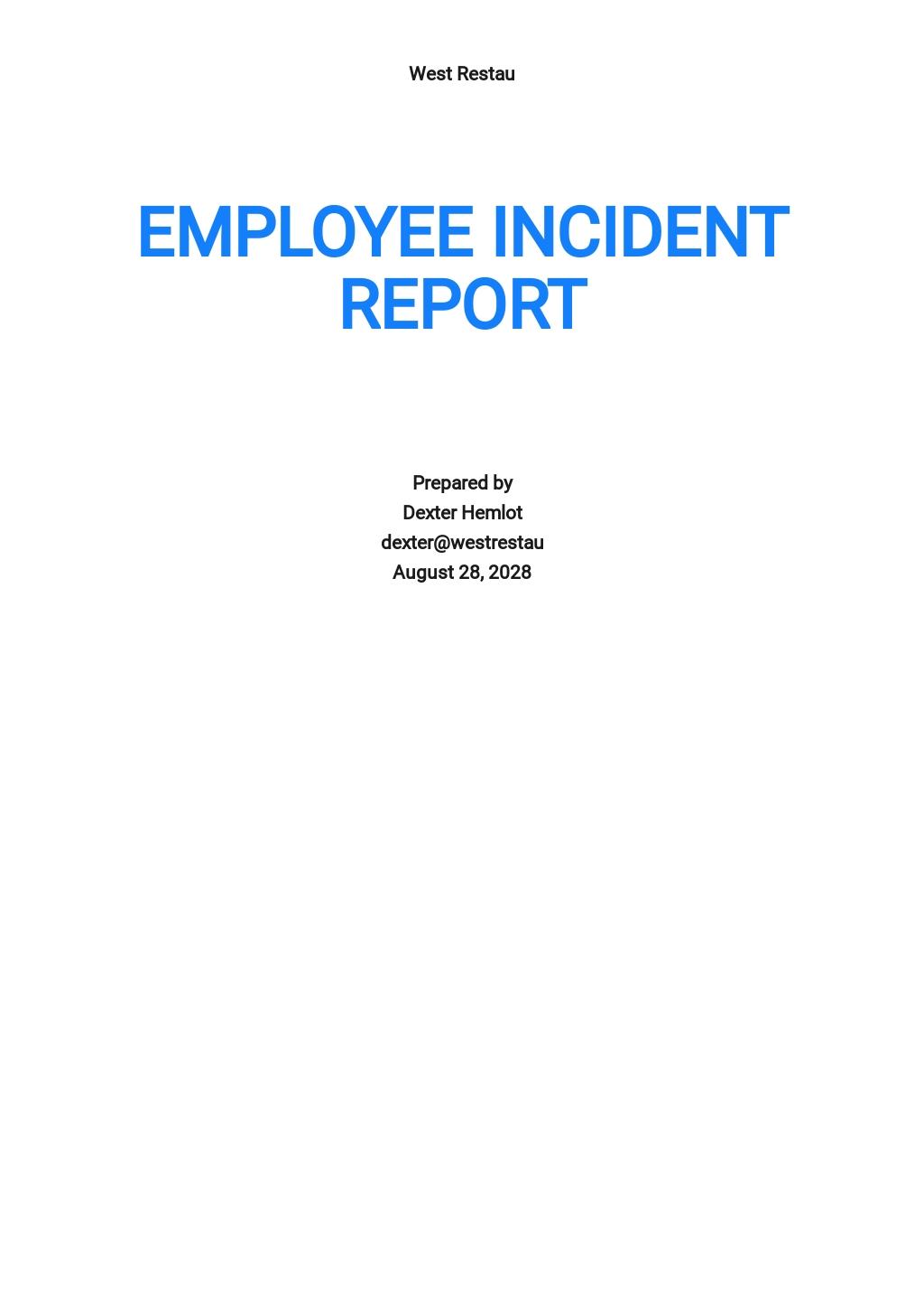 Employee Incident Report Template.jpe