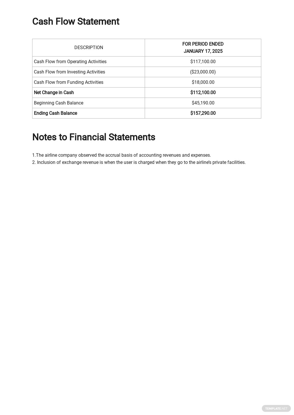 Monthly Financial Report Template  3.jpe