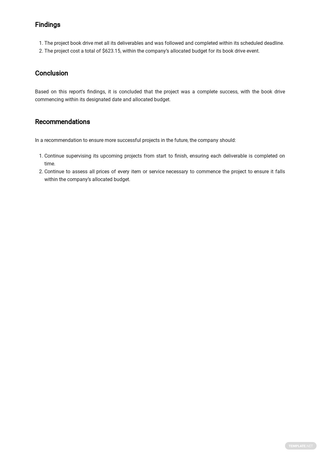 Project Management Report Template 3.jpe