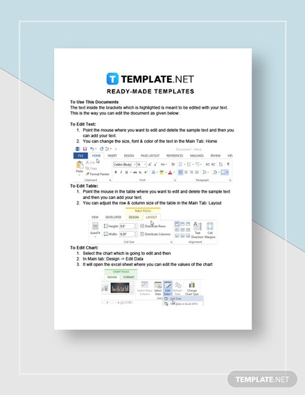 Recruitment Report Instructions
