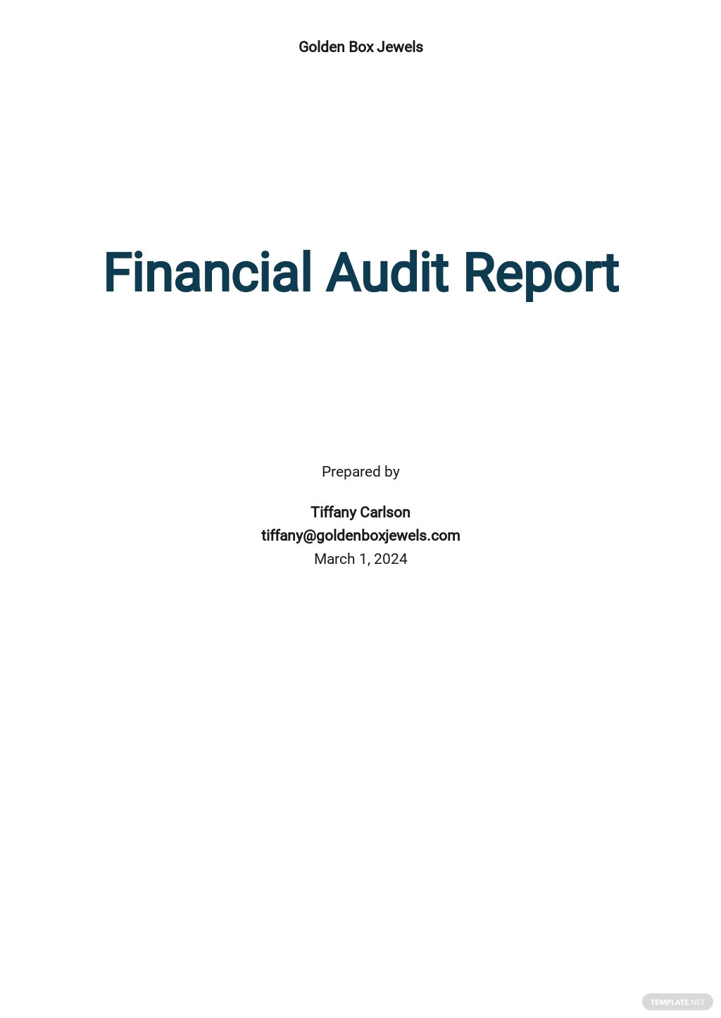 Financial Audit Report Template.jpe