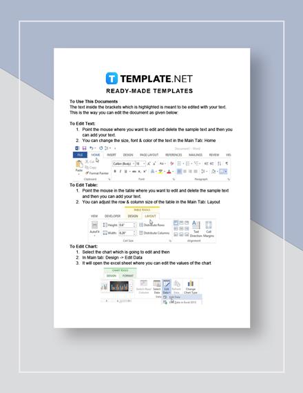 Hazard Report Form Instructions