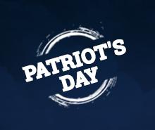 Free Patriot's Day Facebook Profile Photo
