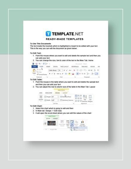 Progress Report Card Instructions