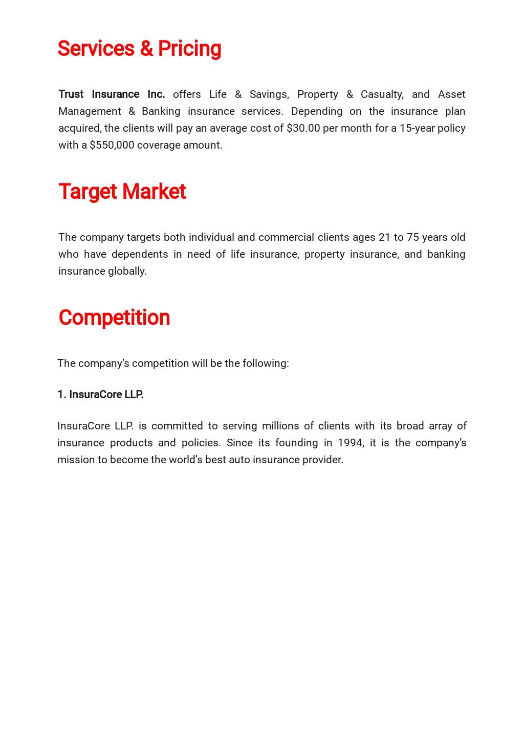 Insurance Business Plan Template  2.jpe