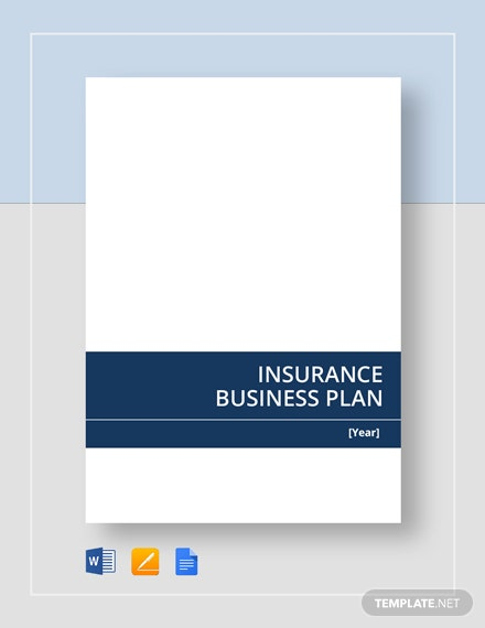 Insurance Business Plan