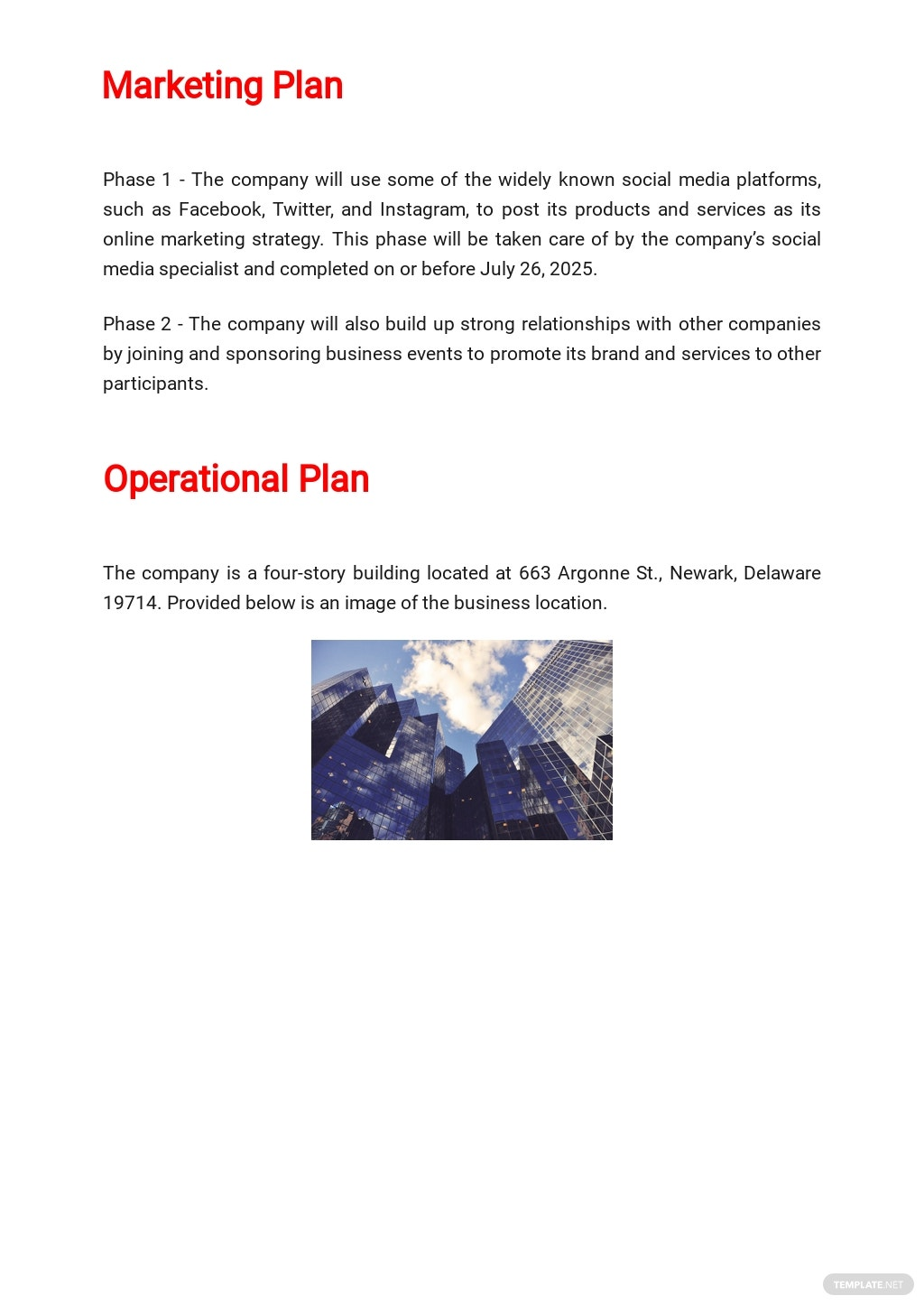 Remodeling Business Plan Template  4.jpe