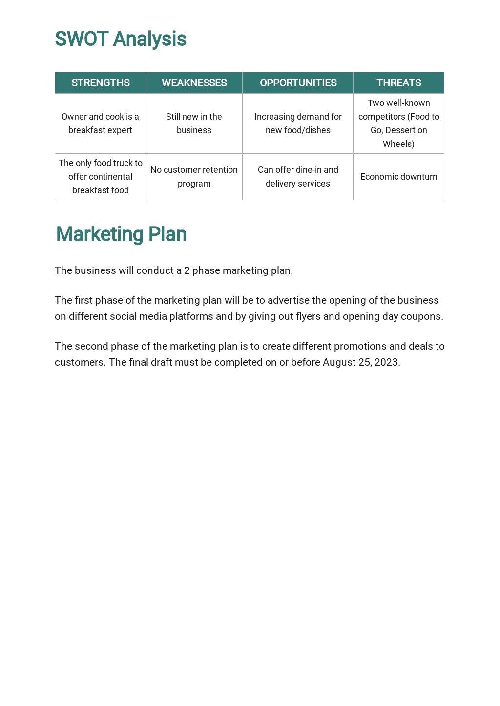 Food Truck Business Plan Template  3.jpe
