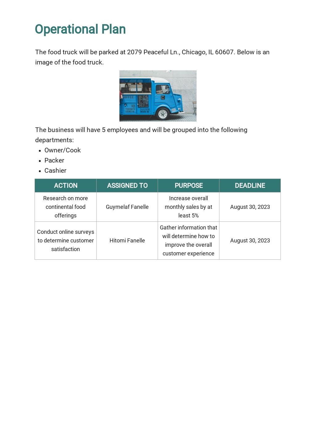 Food Truck Business Plan Template  4.jpe