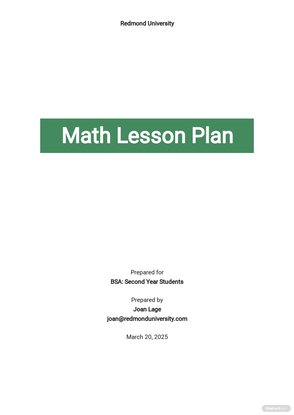 Math lesson Plan Template.jpe