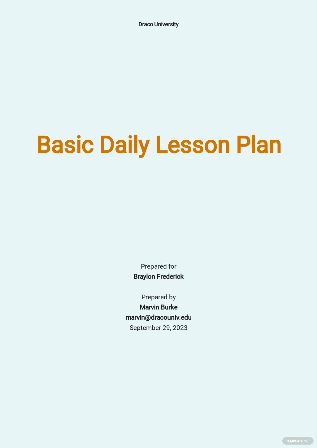 Basic Daily Lesson Plan Template.jpe