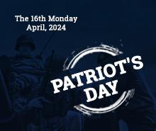 Free Patriot's Day Tumblr Profile Photo Template
