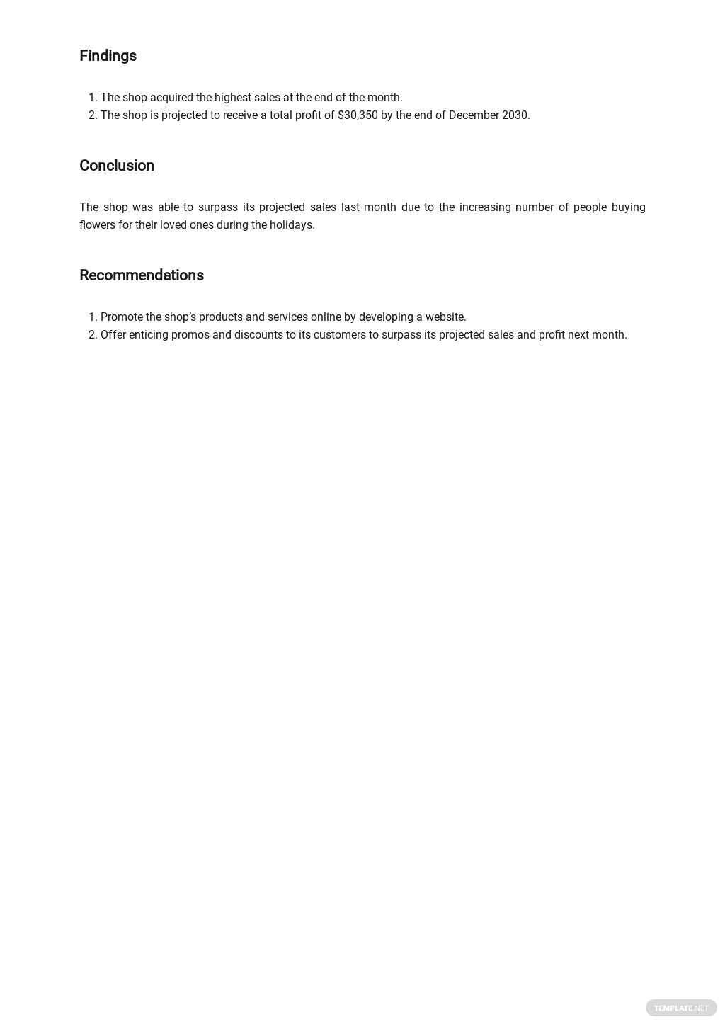 Monthly Sales Management Report Template 3.jpe