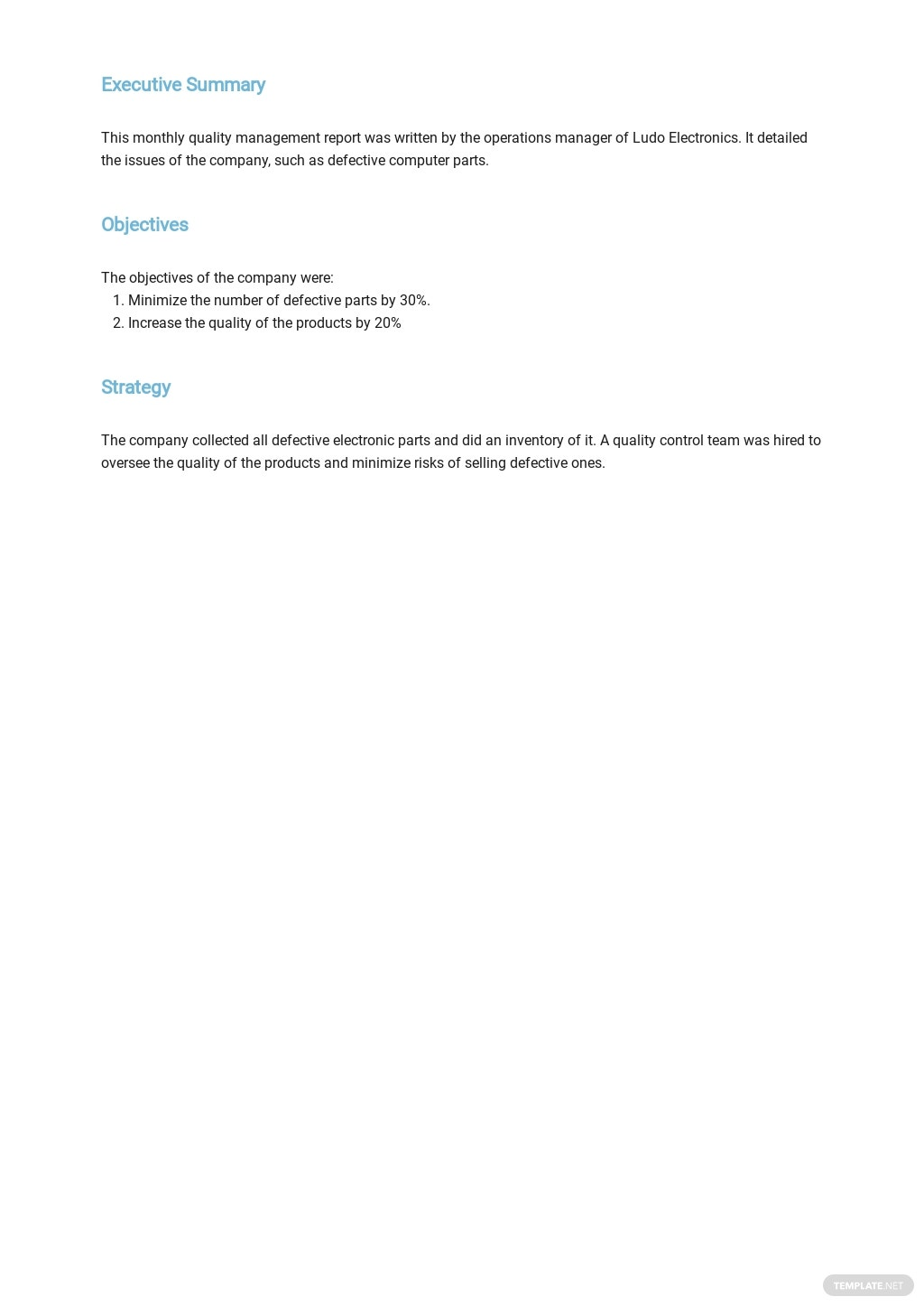 Monthly Quality Management Report Template 1.jpe