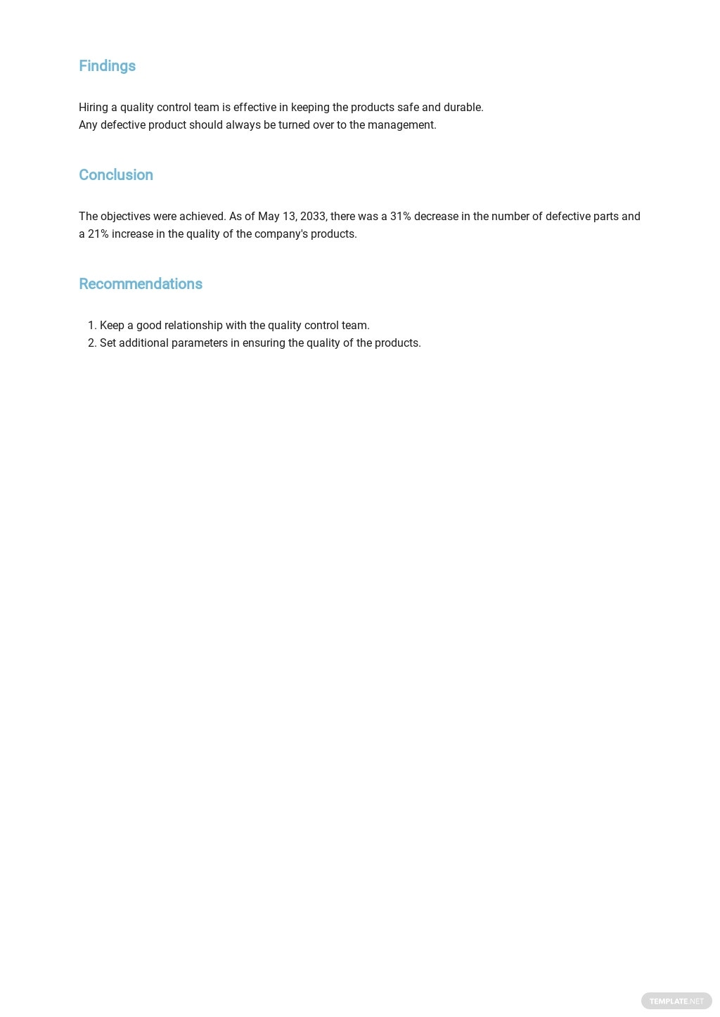 Monthly Quality Management Report Template 3.jpe
