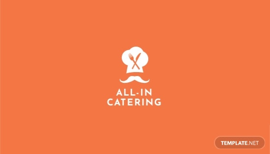 Catering Business Card Template.jpe