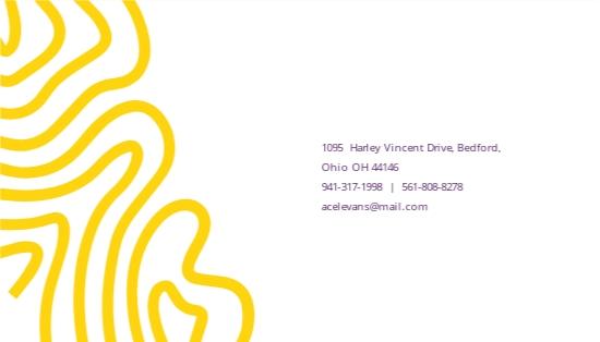 Creative Student Business Card Template 1.jpe