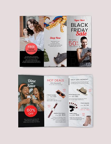 Free Black Friday Brochure