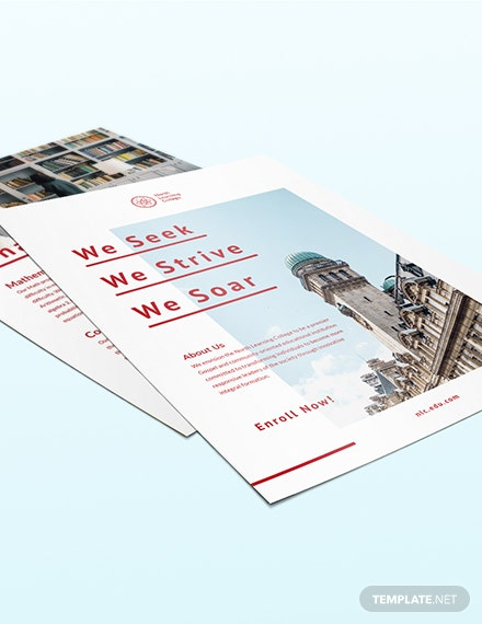 Double Sided Flyer Download