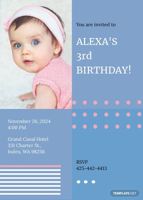 Kids Birthday Invitation Template.jpe