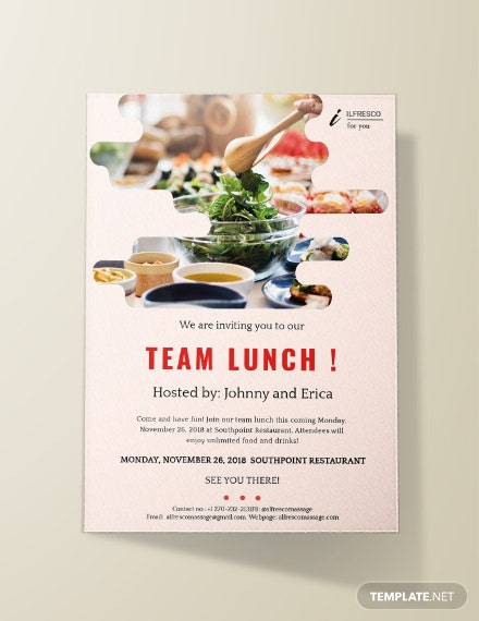 lunch invitation template 1x