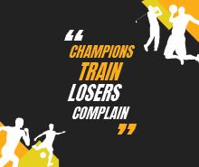 Free Sport Bookmark Template