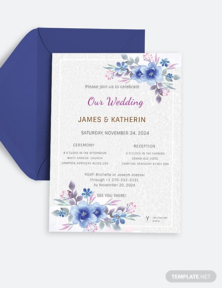 Wedding Invitation Card Download