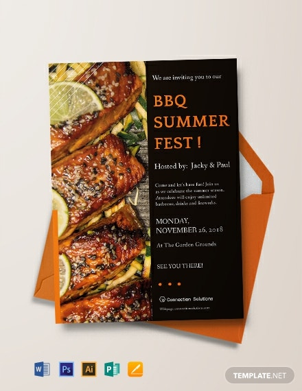 bbq party invitation template 440x570 1