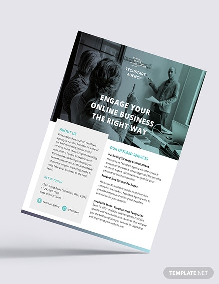 Company Flyer Download