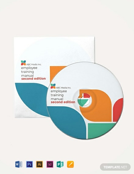 FREE CD Label Template: Download 205+ Labels in PSD, Word, Publisher