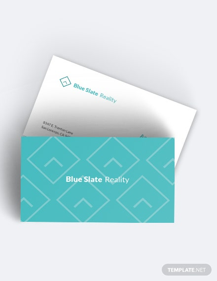 Realtor Business Card Download