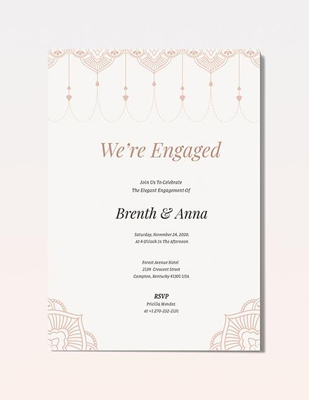 Elegant Invitation Download