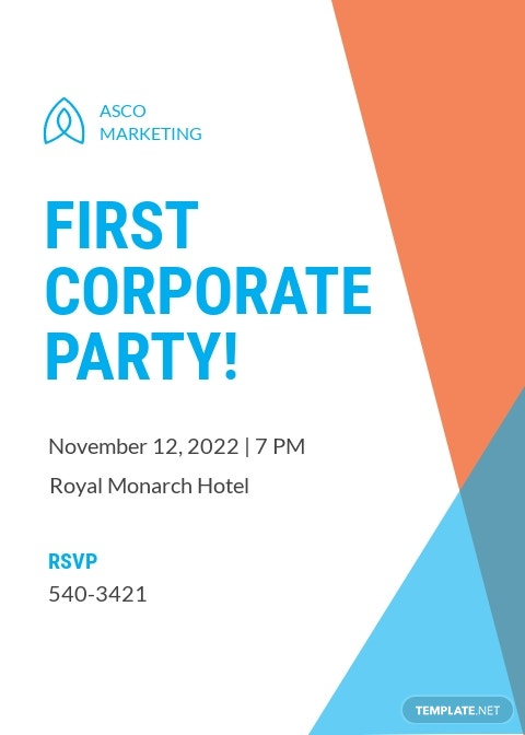 Corporate Party Invitation Template.jpe