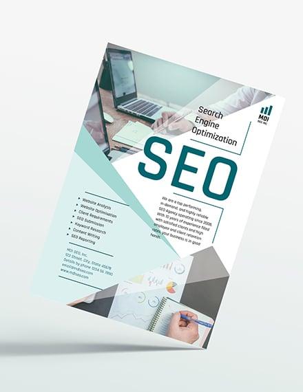 SEO Flyer Download