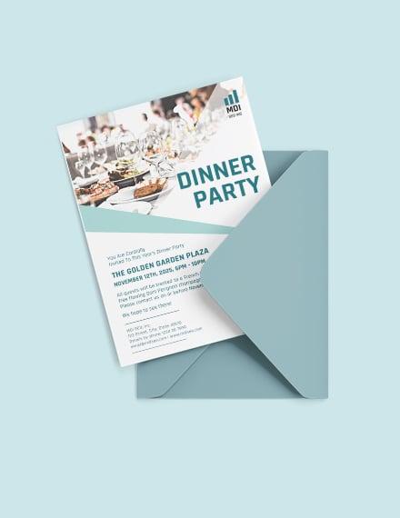 SEO Invitation Template