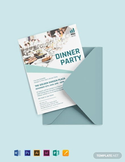 SEO Invitation Template