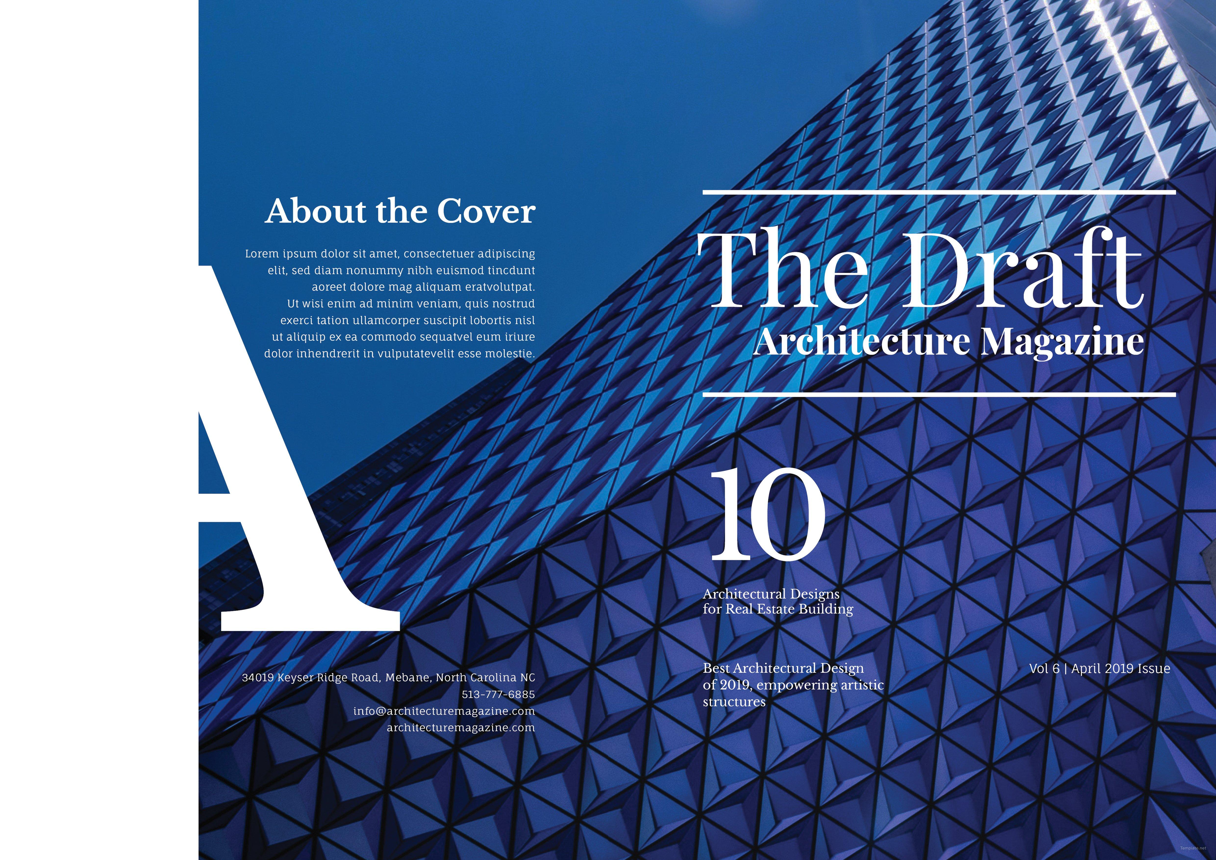 Free Architecture Magazine