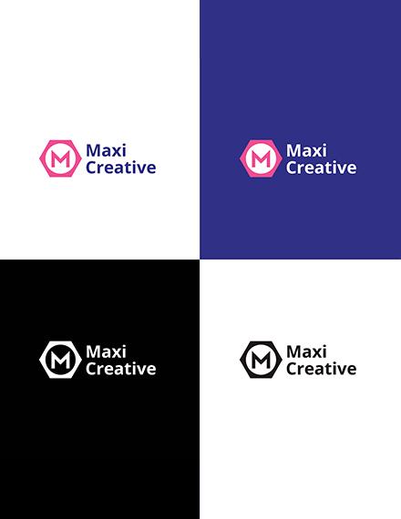 Creative Agency Logo Template