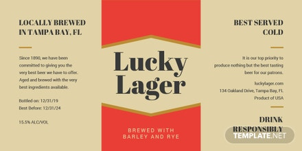free beer bottle label template download 118 labels in psd word